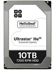 HGST Hitachi 10TB SAS12G ISE HUH721010AL520 P/N:0F27352 Neu! OVP