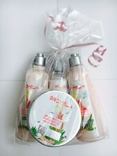 L'OCCITANE 4 Piece HAIR TREATMENT GIFT SET INC SHAMPOO AND CONDITIONERS RRP £40