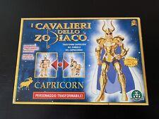 Saint seiya vintage Cavalieri Dello Zodiaco CAPRICORN capricorno Giochi Preziosi