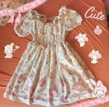 Cute LIZLISA dress pastel Himekaji Gyaru sweet dolly kawaii