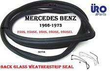 MERCEDES 1966-1973 250S 250SE 280S 280SE 280SEL Back Glass Surrounding Seal URO