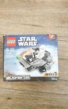 LEGO STAR WARS microfighters séries 3-Premier ordre Snowspeeder #75126