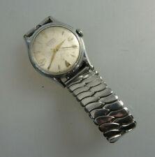 Herrenarmbanduhr Junghans Trilastic Handaufzug Stahl um/ab 1955 (60305)