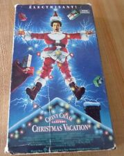 VHS French Movie Christmas Vacation ! Chevy Chase National Lampoon's