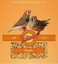 2 lb Avian Science Super Finch Food by Volkman for Beautiful and Healthy Birds