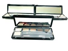 Profusion Cosmetics Brows Make Up Set of 3 Cases NEW. USPS First Class Shipping
