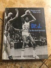 New listing Marshall Burchard / Sports Hero Dr J The Story of Julius Erving 1976