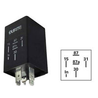 Relay Micro Make//Break 10 amp 24 volt Sealed with Diode Cd1-0-727-29 Durite