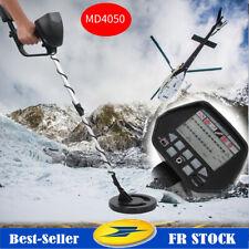 Détecteur de métaux Réglable Métal OR Trésor LCD imperméable Sensibilité MD4050