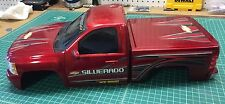 "New Bright Chevy Silverado Crawler Hard Body SCX10 RC4WD TAMIYA 19"" 1/8 Scale"