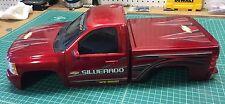 "New Bright Chevy Silverado Crawler Hard Body SCX10 RC4WD TAMIYA 19"" 1/8 Scale"