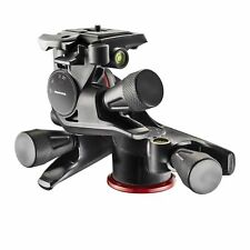 XPRO Geared Three-way pan/tilt tripod head