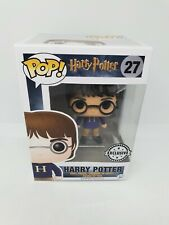 Harry Potter Funko Pop #27 Harry in Sweater, H jumper, exclusive christmas rare