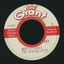 "NEW 7"" Skatalites - North Coast  /  Kingston 11"