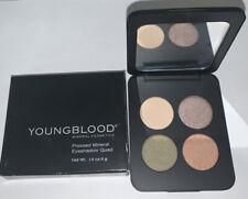 Youngblood:Pressed Mineral Eyeshadow Quad-Gemstones .14oz / 4 gr