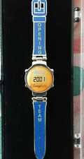 Disneyland Commemorative Pin - California Adventure Countdown Watch - 2001