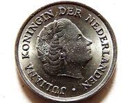 1964 Netherlands Ten (10) Cent Coin