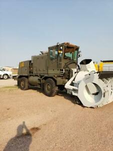1991 Oshkosh HB2518-MP2 Snowblower Truck