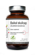 Baikal skullcap, 60 capsules - dietary supplement