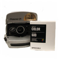 Polaroid P 600 Camera with Impossible 600 Colour Film