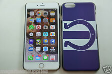 Indianapolis Indy Colts NFL Football Hard Plastic Case for iPhone 6+ 6PLUS 5.5""