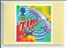GB - PHQ CARDS -1995 - HG WELLS SCIENCE FICTION- BACK - FDI/SHS - COMP. SET USED