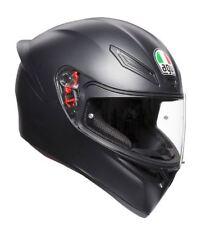 Agv helmet casque casco K1 nero opaco integrale novità 2018