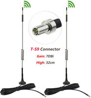 4G LTE Antenne TS9 Antenne für NETGEAR MR1100 Nighthawk M1 Mobile Router 2St