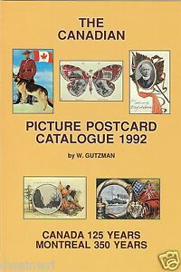 """""""The Canadian Picture Postcard Catalogue -  Latest Edition! SALE!"""