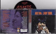CD 14T INCLUS 4 TITRES BONUS ARETHA FRANKLIN LADY SOUL DE 1995 GERMANY