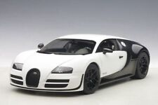 1:18 Autoart Bugatti Veyron 16.4 SUPER SPORT pur blanc édition ( matt white /
