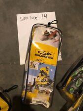 Coldwave Winter Skit Snowmobile Gloves Medium Green New Pro Star 104-267471