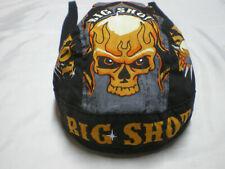 Capsmith Big Shot Doo Rag Chef Hat Biker Do Rag Bandana Skullcap Du Rag