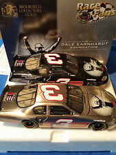 Brookfield Collectors Guild The Dale Earnhardt Foundation 2 Car Set - NASCAR