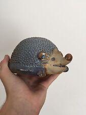 Stoneware Porcupine Glaze Sculpture Stone Ware