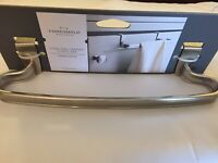Threshold - Over-the-Cabinet Towel Bar Stainless Steel NEW