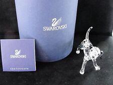 Swarovski Dalmation Puppy Standing Nib with Certificate 628947