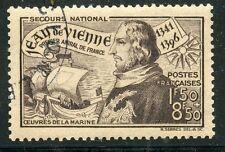 stamp / TIMBRE FRANCE OBLITERE N° 544 / CELEBRITE / JEAN DE VIENNE