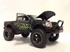 2011 Ford F-150 SVT Raptor, Collectible, Diecast 1:24 , Jada Toy, DSP, BK/GR