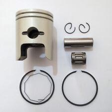 Piston 50mm + 0.75mm Rings Kit Suzuki AX100 2-Stroke Engine AX 100cc