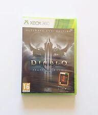 Juego Diablo III 3 Reaper of Souls Xbox 360 ¡¡NUEVO / PRECINTADO!! (Microsoft)