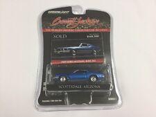 GreenLight Barrett Jackson 1969 Ford Mustang boss 302 Scottsdale Arizona
