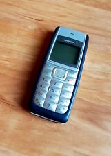 Nokia 1112 en negro-gris