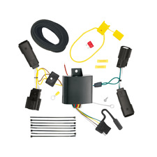 Lincoln MKZ Trailer Wiring Harness Tekonsha 118591