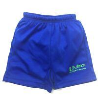 Baby Boys Speedo Swim Shorts Size Small 12 Months Blue Green UV 50+ Bathing Suit