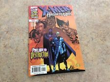 X-MEN MAGNETO WAR #1 COMIC F 1999 MARVEL