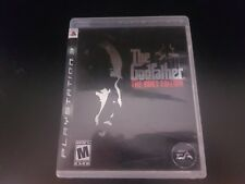 The Godfather The Don's Edition [PS3] [PlayStation 3] [Complete!]