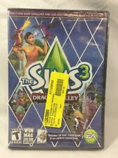 The Sims 3 Dragon Valley - PC/Mac NEW SEALED BENT CASES