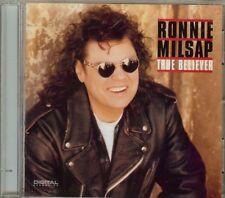 RONNIE MILSAP - TRUE BELIEVER - CD - PRE-PLAYED
