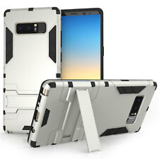 Heavy Duty Armour Case For The Samsung Galaxy Note 8 Shockproof Best Cover UK